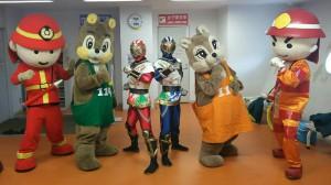 北海道札幌市 少年消防クラブ 消太1号、消太2号