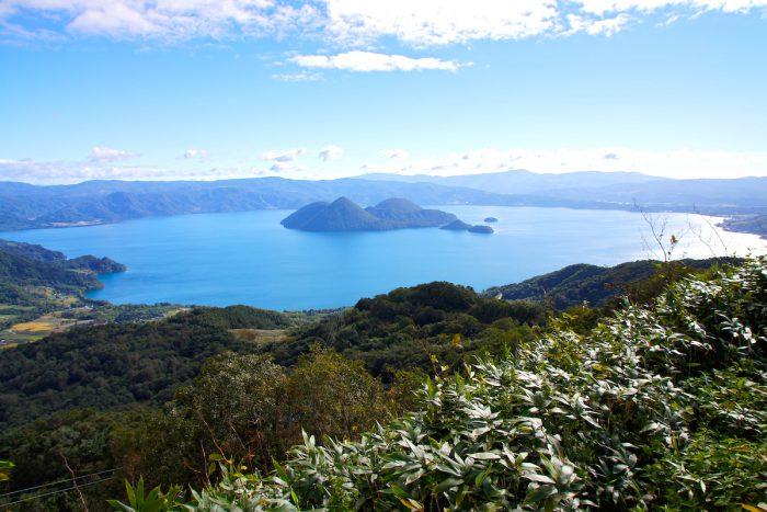 北海道 洞爺湖