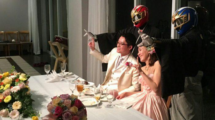 結婚おめでとうございます!