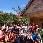 カンボジアの夢を追う子どもたちの家にみんなの文房具を届けたぜぃ!