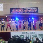 日本とフィリピンでのヒーローポーズの交換!!北海道ヒーローサミットに出陣!