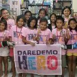 フィリピンの子供たちへ文房具を届ける!HERO's HOUSE1に出陣!!