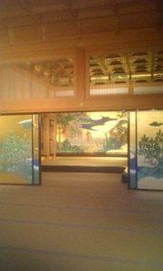 100923_1718熊本城内 金キラキン