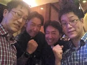 重甲ビーファイターのブルービート・甲斐拓也役、双子ヒーローの大先輩!土屋大輔アニキにお呼ばれして、一緒に仕事してきました!