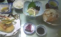 天草旅館 料理