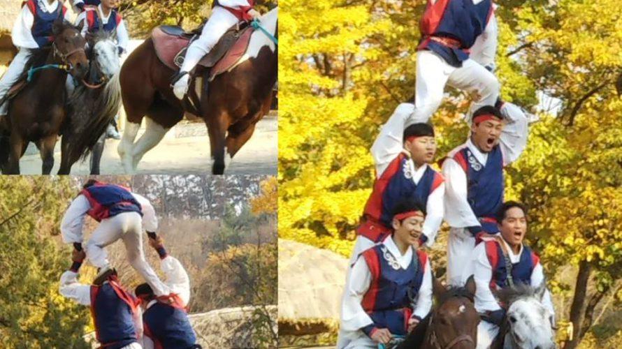 はじめての韓国旅行ソウル郊外 韓国民俗村②村の楽しみ方