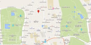北村 交流センター地図