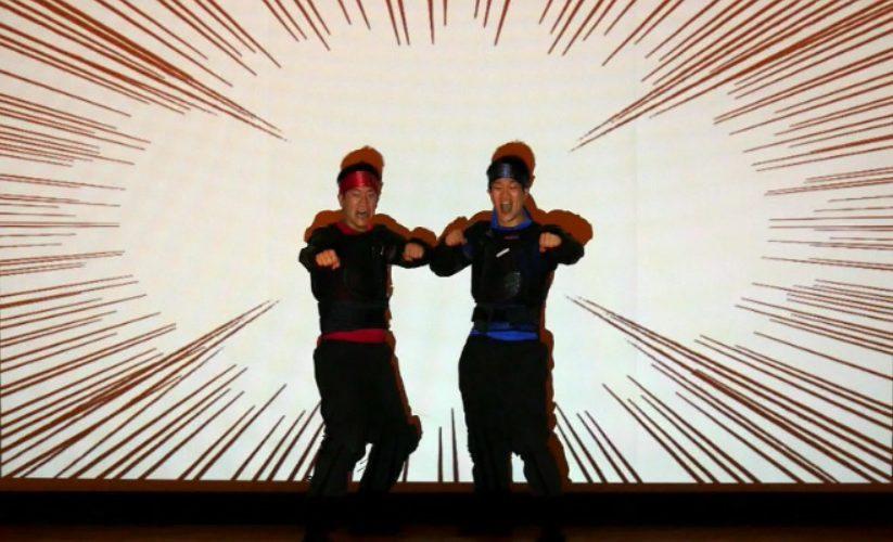 CG演目の作り方、2015年、はじめて作った軌跡を太鼓と剣舞、漫画と忍者で振り返ります。