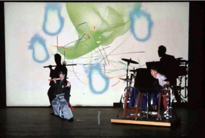 生身太鼓と剣舞2