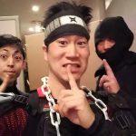 【出演レポ】朋樹はニセコで弟子忍者とショー、昌樹は本州でソロ忍者!