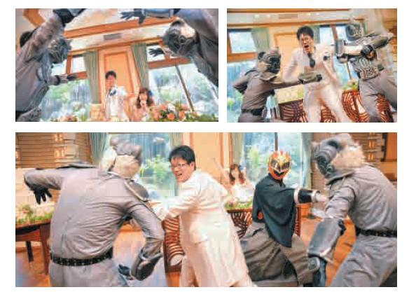 盛り上がる結婚披露宴や二次会の余興!!『結婚式戦闘員』が面白い!パーティーにも!【パッケージ紹介】