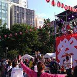 第28回YOSAKOIソーラン祭り1日目 双子もヒーローも堪能【出演レポ】