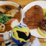 清田区の「サッポロスープカレー トムトムキキル」【スープカレー食べ歩記】