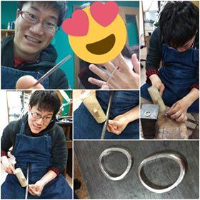 1.まず輪っこを作る