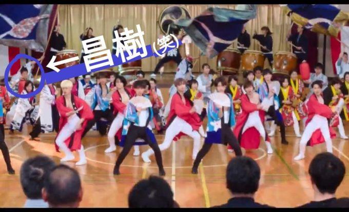 昌樹出演シーン