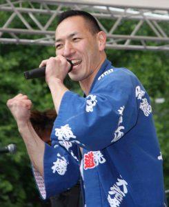 Mr.YOSAKOIソーラン宮本毅さん