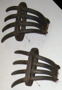 忍者の武器:手甲鉤